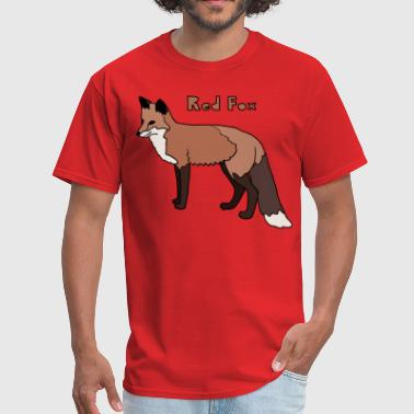 red fox - Men's T-Shirt