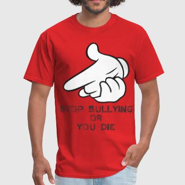 air gun stop_bullying - Men's T-Shirt