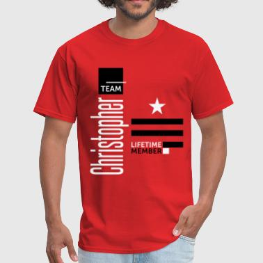 Team Christopher - Men's T-Shirt