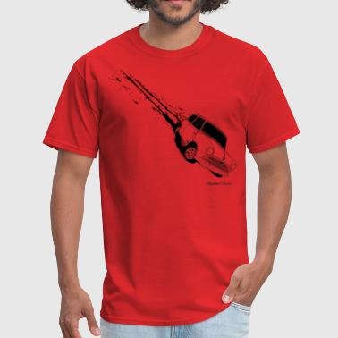 Austin Mini - Men's T-Shirt