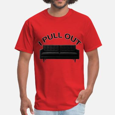 I Pull Out pull out.png - Men's T-Shirt