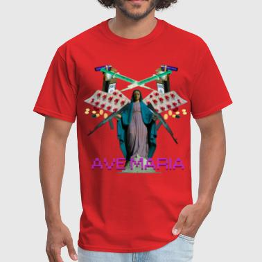 Ave Maria - Men's T-Shirt