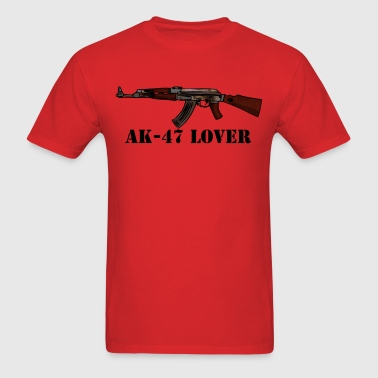 ak47 weapon - Men's T-Shirt