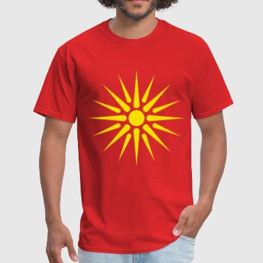 Macedonia Flag macedonian_flag - Men's T-Shirt