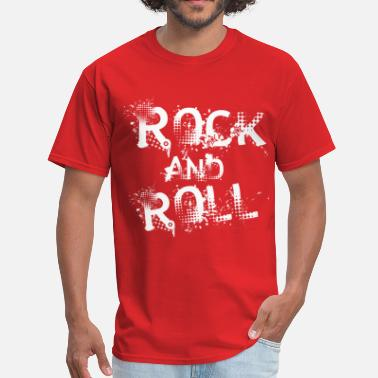 Band Rock and Roll - Men's T-Shirt