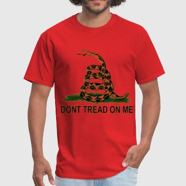 Do not tread on me - Men's T-Shirt