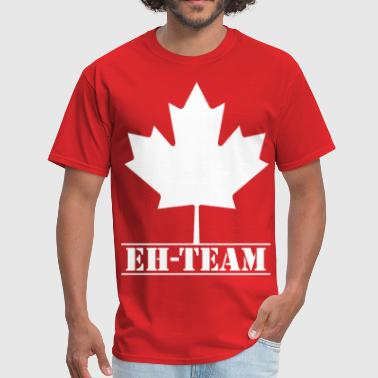 Canada EH-TEAM (2) - Men's T-Shirt