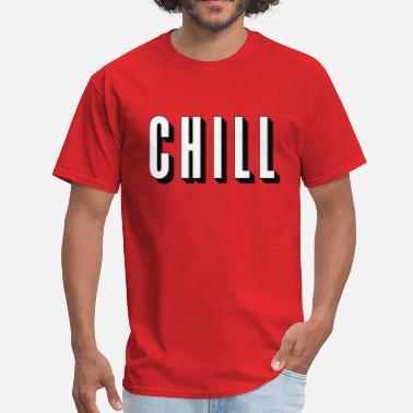 076df2b7e Netflix Netflix & Chill - Men's T-Shirt