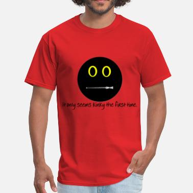 Sex Smiley Smiley Hood - Men's T-Shirt