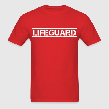 LIFEGUARD - Men's T-Shirt