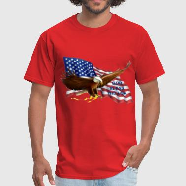 God Bless Usa God Bless the USA - Men's T-Shirt