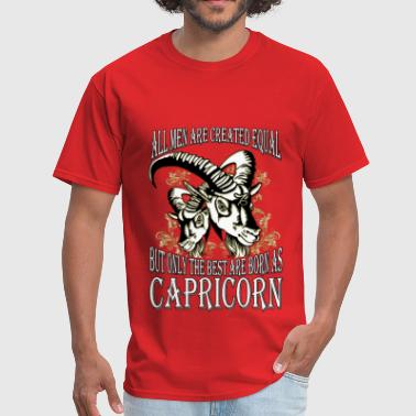 Zodiac Capricorn Clothes Zodiac/Capricorn - Only The Best - Men's T-Shirt