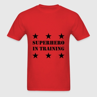 Superhero In Training - Men's T-Shirt