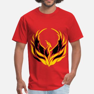 Phoenix Phoenix Bird - Men's T-Shirt