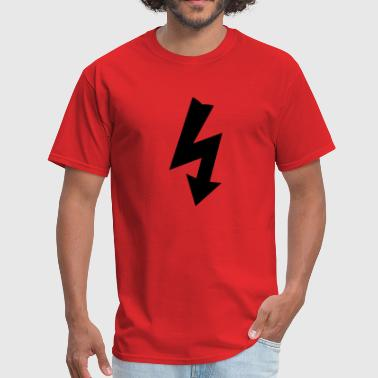 Symbol for Electricity - Men's T-Shirt