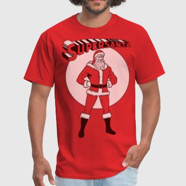 Supersanta - Men's T-Shirt