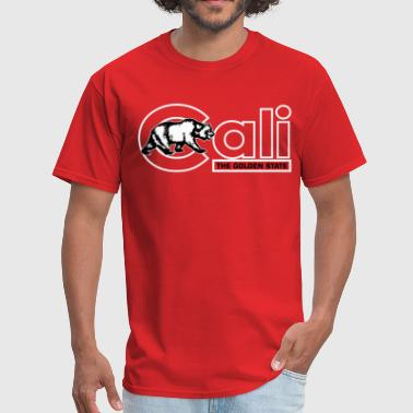 Cali The Golden State - Men's T-Shirt