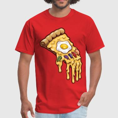 Infinity Pizza - Men's T-Shirt