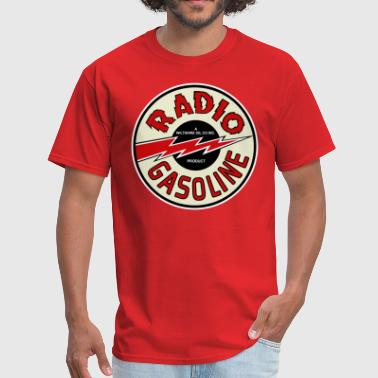 Radio Gasoline - Men's T-Shirt