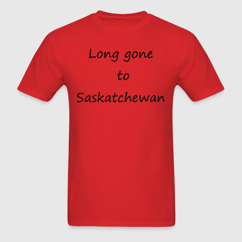 Saskatchewan - Men's T-Shirt