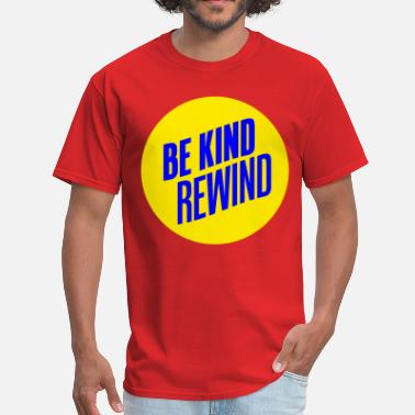 Primary Colors Primary Colors: Be Kind Rewind - Men's T-Shirt