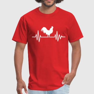 Cock Animation Cock - Men's T-Shirt