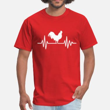 Cock Farm Cock - Men's T-Shirt