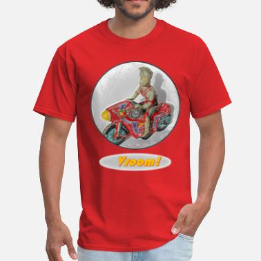 Ultraman Vroom - Men's T-Shirt