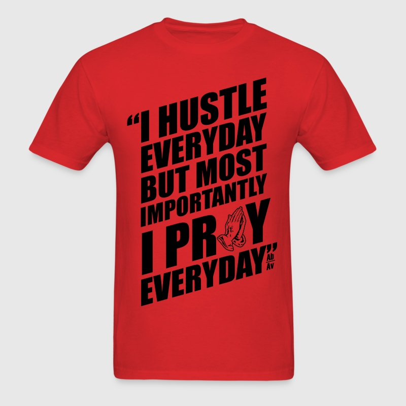 IHUSTLE AB/AV - Men's T-Shirt
