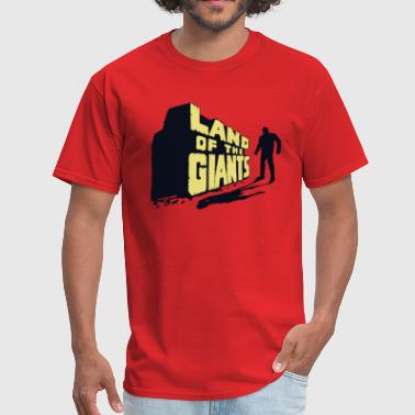 Land Of The Giants - Men's T-Shirt