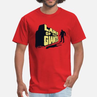 Land Of The Giants Land Of The Giants - Men's T-Shirt