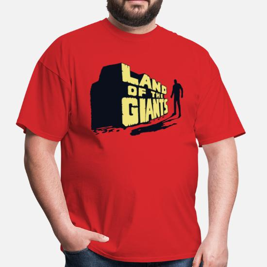74addfa8 Land Of The Giants Men's T-Shirt | Spreadshirt