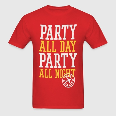 Party - Men's T-Shirt