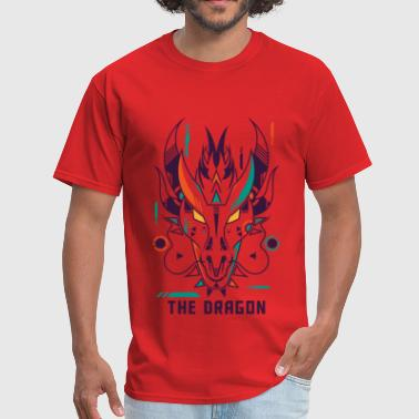 The Dragon - Men's T-Shirt