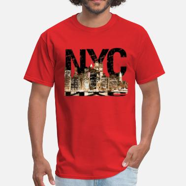 Cool Nyc NYC - Men's T-Shirt