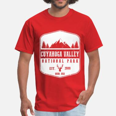 Napa Cuyahoga Valley - Men's T-Shirt
