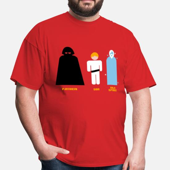 059e4f84 Father, Son, Holy Spirit Men's T-Shirt | Spreadshirt