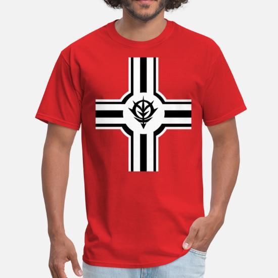 Gundam Zeon Men's T-Shirt | Spreadshirt