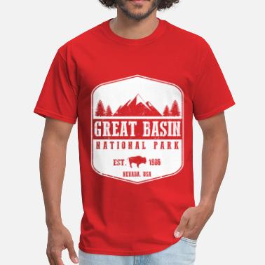 Basin Great Basin National Park - Men's T-Shirt