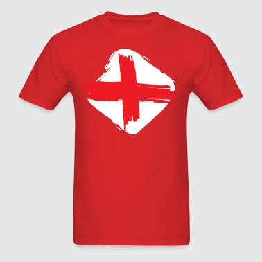 Flag of England - Men's T-Shirt
