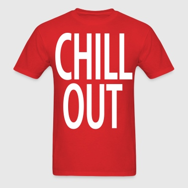 Chill Out - Men's T-Shirt