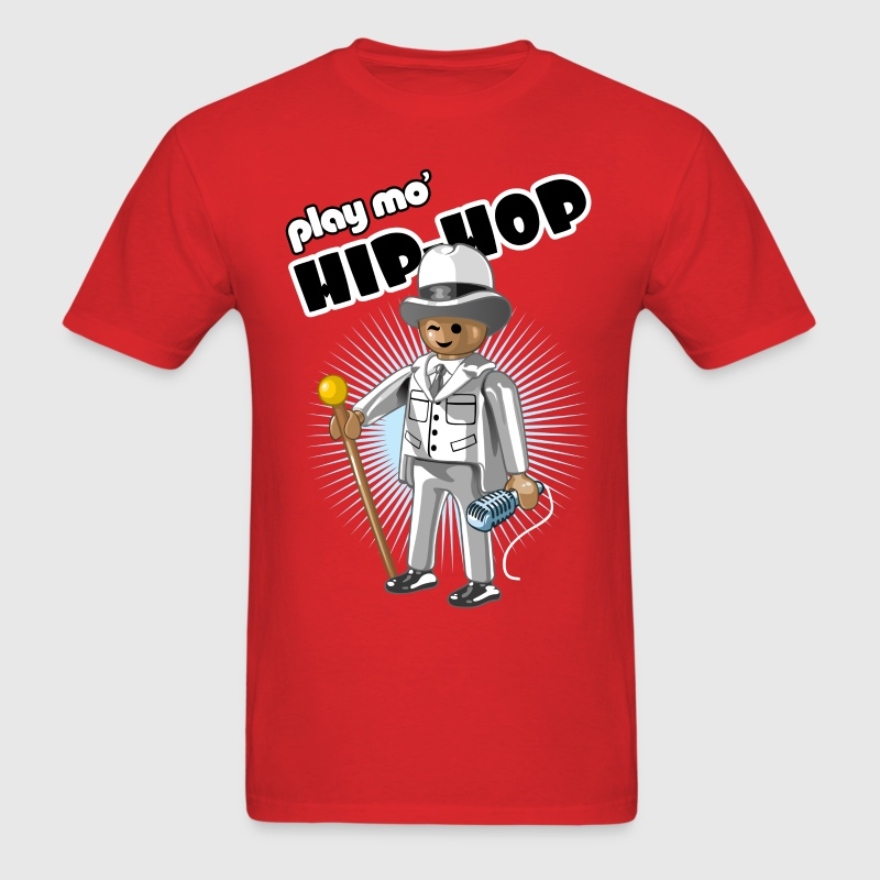 Play more Hip-Hop - Men's T-Shirt
