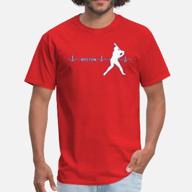 Baseball Boston Baseball - Men's T-Shirt