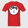 The Cat in the Hat: Stoner 1 Hoodie (U) - Men's T-Shirt