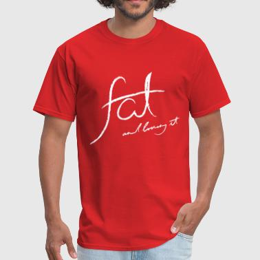 Fat - Men's T-Shirt