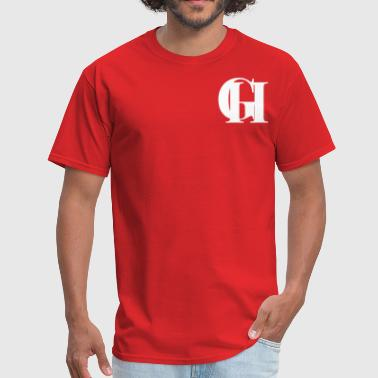 Gh GH Logo - Men's T-Shirt