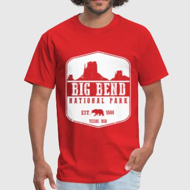 Big Bend National Park - Men's T-Shirt