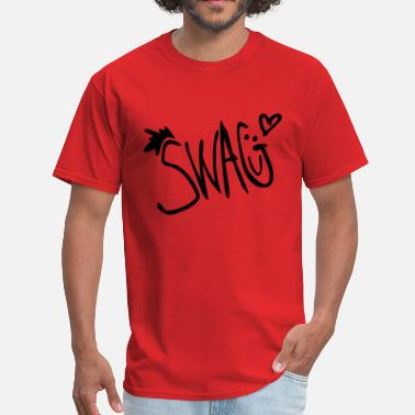 Swag Quotes SWAG - Men's T-Shirt