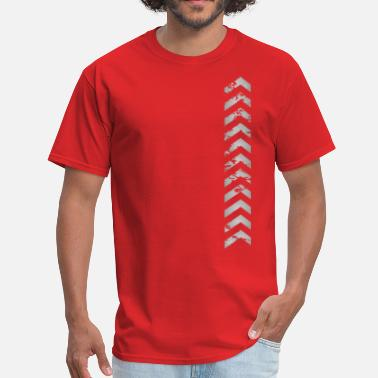 Tire Tracks Tire Tracks - Men's T-Shirt