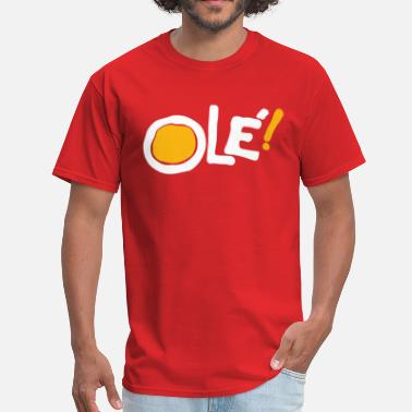 Ole Ole! (red) - Men's T-Shirt
